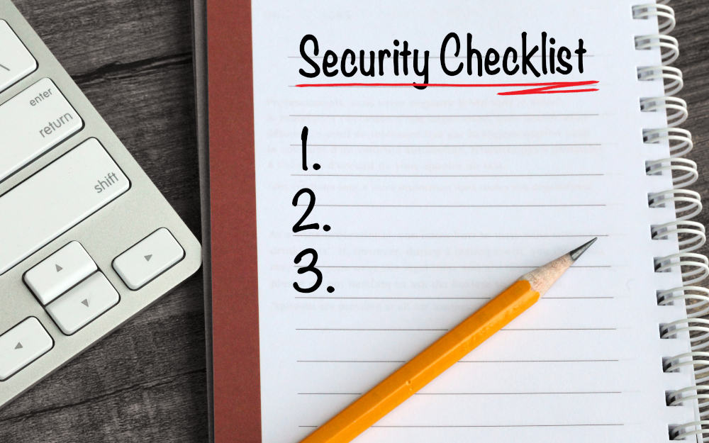 Develop your 2021 security checklist + Driving unprecendented growth