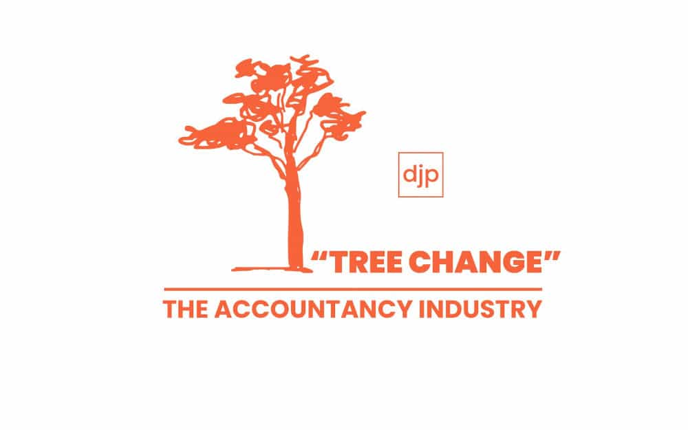 Tree Change – In the Accountancy Profession