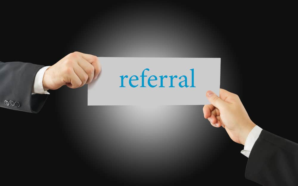 Why it can be hard to attract and work with referral partners