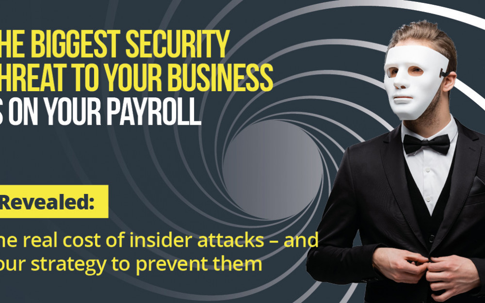 The biggest security threat to your accounting business is on your payroll