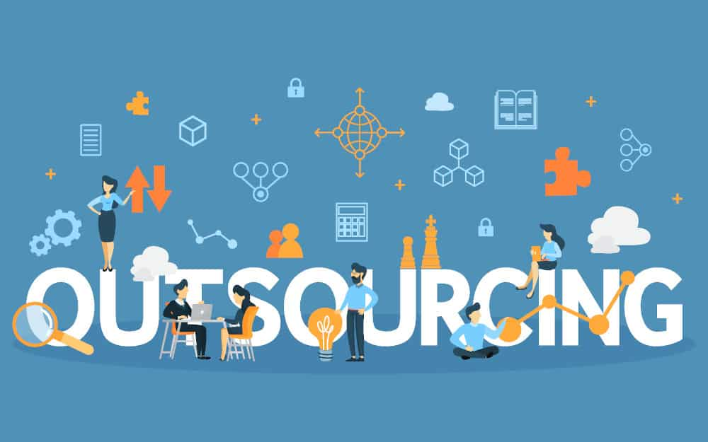 Relevance of outsourcing in a Pandemic stirred setting
