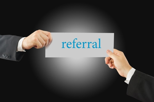 Finding the ideal referral partner